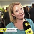 Stimmung mit Stimme: Pamela Grün eröffnet Kommunikations-Studio