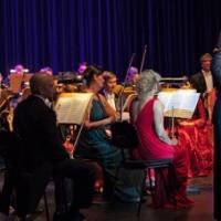 Mit dem Kaiserwalzerorchester im Sept. 2018 (N. Ushakova Konzert)